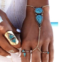With Gift Box Great Deal Hot Sale Awesome Shiny New Arrival Stylish Gift Accessory Beach Vintage Bracelet [9659225162]