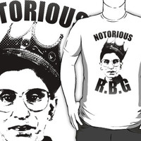 Notorious R.B.G. (Type) by Look Human