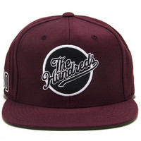 SHOP THE HUNDREDS | HEADWEAR | SNAPBACKS