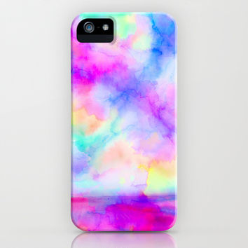 The Calm and The Storm iPhone & iPod Case by Jacqueline Maldonado