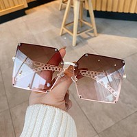 Square Luxary Sunglasses