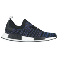 adidas Originals NMD R1 STLT Primeknit - Women's - Casual - Shoes - adidas Originals - Casual Running Sneakers - Women's - Black/Ash Pink/Noble Indigo | Foot Locker