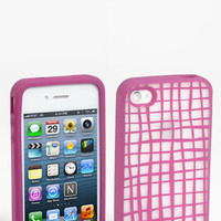 MARC BY MARC JACOBS 'Andie' Check iPhone 5 Case   Nordstrom