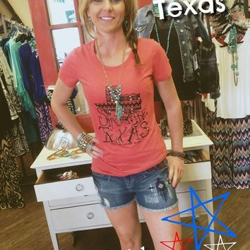 She's Like Texas T-shirt 1100
