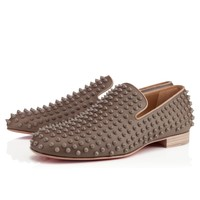 Rollerboy Spikes Mens Flat Mastic Leather
