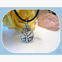 World Tree Amulet Necklace