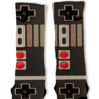 Controllers Customized Nike Elite Socks