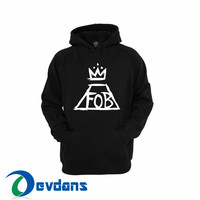 fall out boy logo Hoodie size S,M,L,XL,2XL