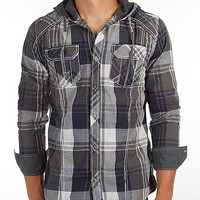 Buckle Black Too Much Hooded Shirt