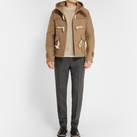Kolor - Wool and Cashmere-Blend Duffle Coat | MR PORTER