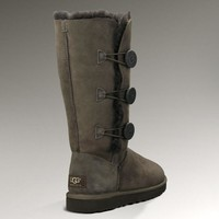 UGG three button snow boots