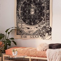 Tarot Tapestry | Urban Outfitters
