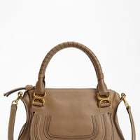 Chloe 'Marcie - Small' Leather Satchel