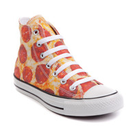 pizza at Journeys Shoes