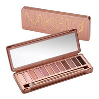 Naked 2 Eye Shadow Palette