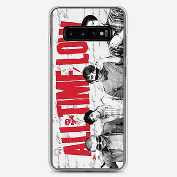 All Time Low Music Band Samsung Galaxy S10 Case