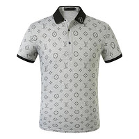 LV  Boys' half sleeve T-shirt