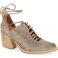 Jeffrey Campbell 'Amata-Tie' Lace-Up Bootie (Women) | Nordstrom