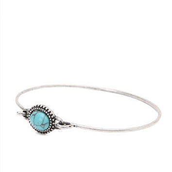 With Love From CA Turquoise Stone Bracelet at PacSun.com