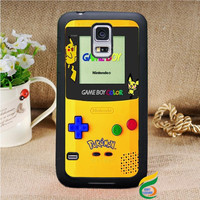 Game Boy Pokemon Phone Case for Samsung galaxy S3 S4 S5 S6 Note 2 Note 3 Note 4
