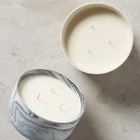 D. L. & Co. Marbled Candle