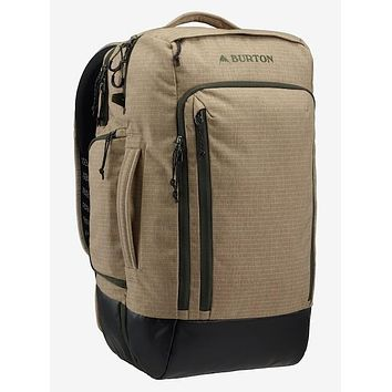 Burton - Multipath Travel Timber Wolf Ripstop Backpack