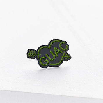 Move In Silence Guac Pin   Urban Outfitters