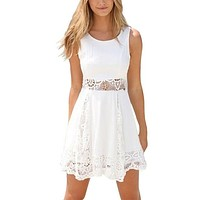 Summer Style  Casual Dress