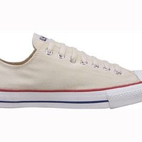 Converse Unisex Chuck Taylor All Star Ox Natural White Basketball Shoe 13 Men US