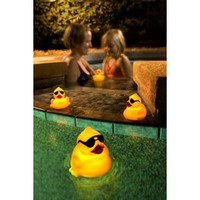 AquaGlow 3579-3M Light Up Ducks (Discontinued by Manufacturer)