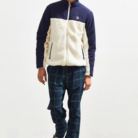 FILA Tonetto Colorblock Sherpa Jacket | Urban Outfitters