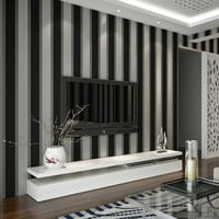 beibehang wide stripes wallpaper for walls 3 d papel de parede mural wallpaper-3d wall papers home decor papel contact flooring