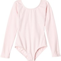 Capezio Big Girls'  Classic Long Sleeve Leotard