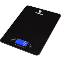Digital Kitchen Food Scale for Precise Weighing, Measures up to 11 lb (Black)