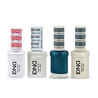 DND - #500#600 Base, Top, Gel & Lacquer Combo - Northern Sky - #468