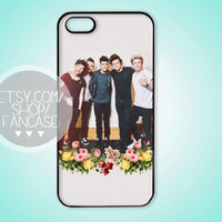 1D One Direction Harry Styles iPhone 4 4s 5 Case Cute by fancase