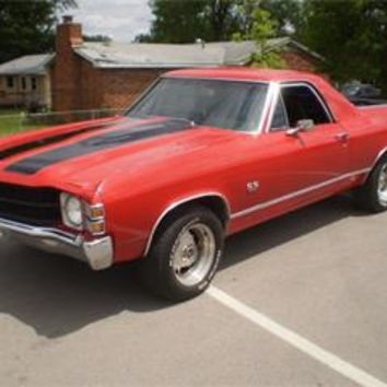 1971 Chevrolet El Camino for Sale | ClassicCars.com | CC-530371