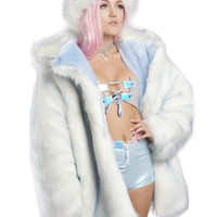 Icy Blue Signature Fur