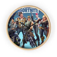 Fortnite Wall clock