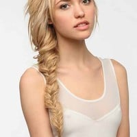 Eva NYC Lengthy Pony Hair Extension- Strawberry Blond One