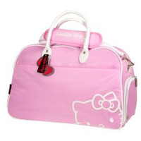 Hello Kitty Couture Duffle Bag - Pink