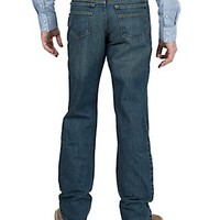 Cinch White Label Dark Stonewash Relaxed Fit Jeans - MB92834013
