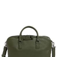 Men's MARC BY MARC JACOBS 'Classic' Leather Briefcase - Green