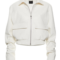Quebec Leather Bomber Jacket | Moda Operandi