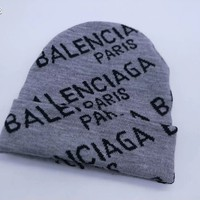 BALENCIAGA Beanies Winter Knit Hat Cap