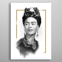 Frida by Jace Anderson | Displate