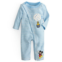 Disney Mickey Mouse and Pluto Coverall for Baby | Disney Store
