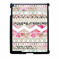 Girly Floral Tribal Andes Aztec iPad 3 Case