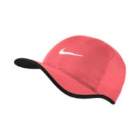Nike Feather Light Adjustable Tennis Hat (Pink)