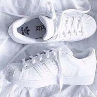 Adidas Superstar Casual Running Sport Shoes Sneakers